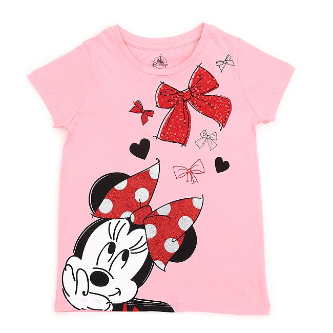Image of Maglietta bimbi Minni Disney Store