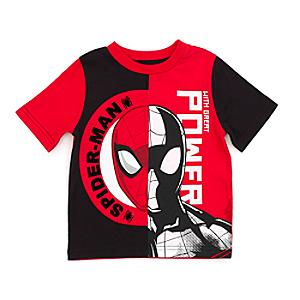 Spider-Man T-Shirt For Kids -  7-8 years - Marvel Gifts