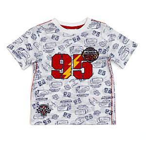 Disney Pixar Cars T-Shirt For Kids -  7-8 Years - Disney Cars Gifts