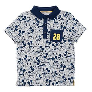 Mickey Mouse Polo Shirt For Kids -  5-6 Years - Polo Gifts