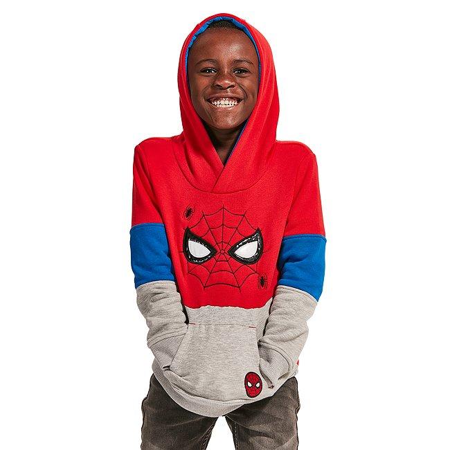 Disney Store Sweatshirt Spider-Man à capuche pour enfant