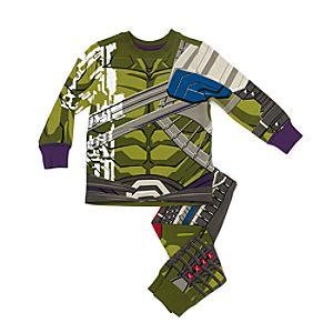 Hulk Pyjamas For Kids -  5-6 years - Hulk Gifts