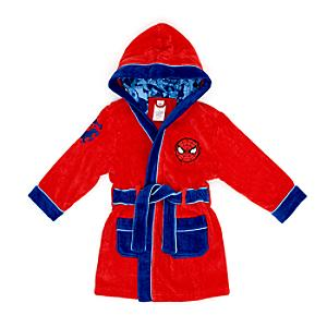 Spider-Man Dressing Gown For Kids -  9-10 Years - Dressing Gown Gifts