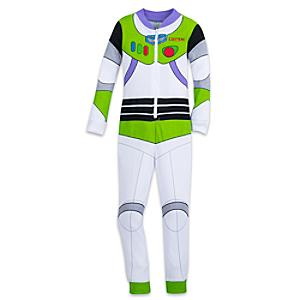 Buzz Lightyear Onesie For Kids -  8 Years - Buzz Lightyear Gifts