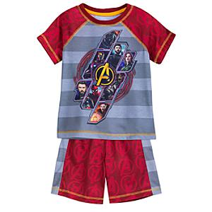 Avengers: Infinity War Pyjamas For Kids -  9-10 Years - Pyjamas Gifts