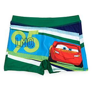 Disney Pixar Cars Swimming Trunks For Kids -  9-10 Years - Swimming Gifts