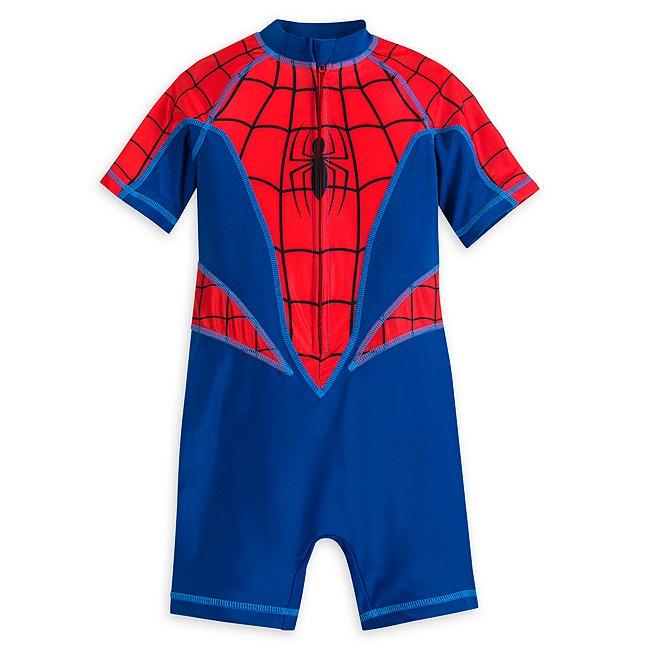 b878857328b9e0 Disney Store Imperméable Spider-Man pour enfants pas cher-reduction ...