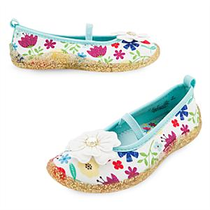 Frozen Swim Shoes For Kids