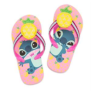 Stitch Flip Flops For Kids