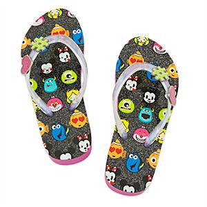 World of Disney Emoji – Flip Flops für Kinder