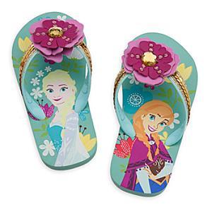 Frozen Flip Flops For Kids