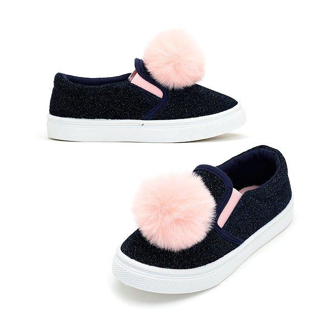 Disney Store Chaussures Fée Clochette à pompon