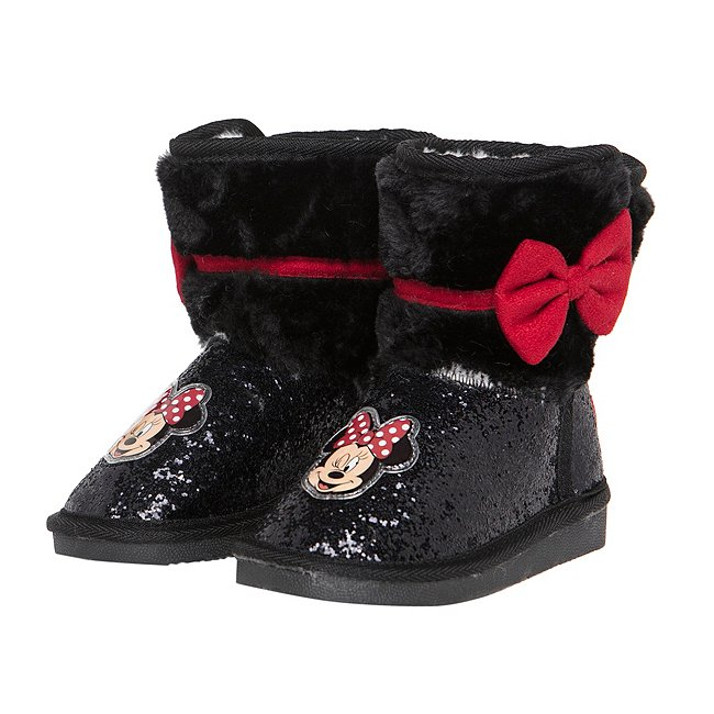 Arnetta Bottines Minnie Mouse pour enfants