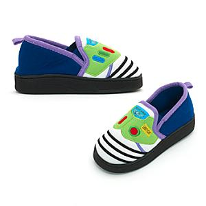 Buzz Lightyear Slippers For Kids -  Kids Shoe Size 6-7 - Buzz Lightyear Gifts