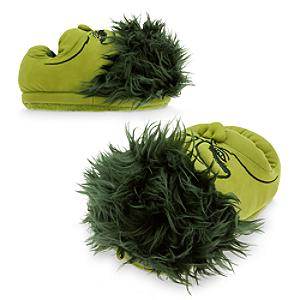 Incredible Hulk Slippers For Kids -  Kids UK 9-10 - Hulk Gifts