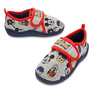 Mickey and Friends Slippers For Kids -  Kids Shoe Size 6-7 - Slippers Gifts