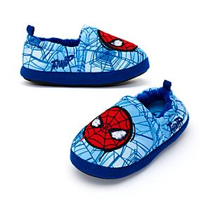 Spider-Man Slippers For Kids -  Kids Shoe Size 12 - Spiderman Gifts