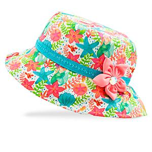The Little Mermaid Swim Hat For Kids -  7-10 Years - Little Mermaid Gifts