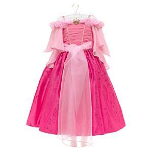 Dornröschen - Kostümkleid Deluxe für Kinder