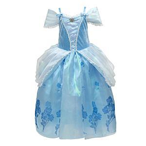 Cinderella - Kostümkleid Deluxe für Kinder