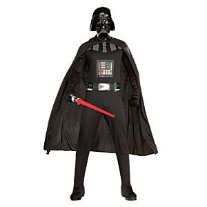 Darth Vader Costume For Adults, Star Wars