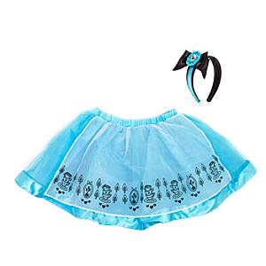 Alice in Wonderland Tutu and Accessory Set For Kids -  13 Years - Alice In Wonderland Gifts
