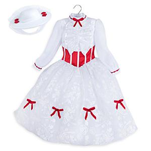 Disney Store Mary Poppins Costume For Kids