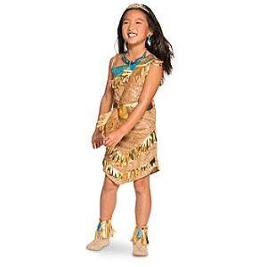 Pocahontas Costume For Kids