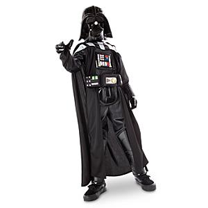Darth Vader Talking Costume For Kids