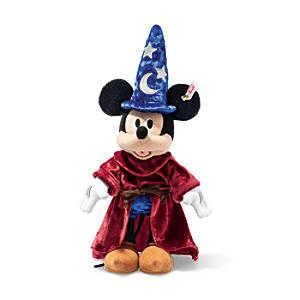 Steiff coleccionable Mickey Mouse aprendiz de brujo