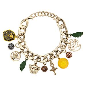 The Lion King Musical Collection Charm Bracelet - Lion Gifts