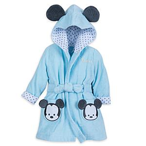 Mickey Mouse Baby Bath Robe -  Newborn - Newborn Baby Gifts
