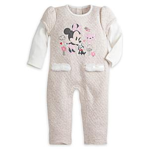 Minnie Mouse Baby Romper -  Newborn - Newborn Baby Gifts