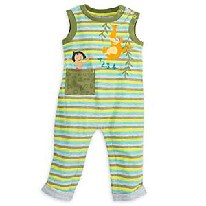 The Jungle Book Long Leg Baby Romper -  18-24 Months - Book Gifts