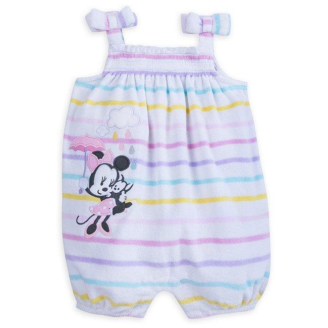 Barboteuse Minnie Mouse pour bébé