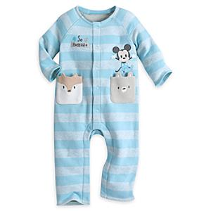 Mickey Mouse Baby Romper -  Newborn - Newborn Baby Gifts