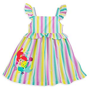 The Little Mermaid Baby Sun Dress -  12-18 Months - Sun Gifts