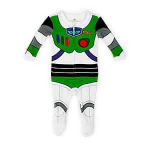 Buzz Lightyear Baby Character Sleepsuit - Buzz Lightyear Gifts