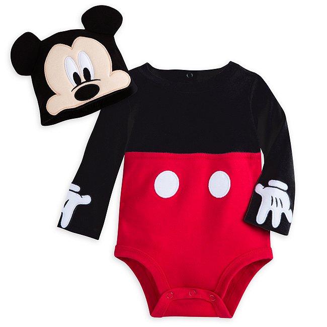 Visualizza prodotto: Disney Store Costume body neonato Topolino