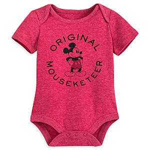 Mickey Mouse 'Original Mouseketeer' Baby Body Suit -  18-24 Months - Mickey Mouse Gifts