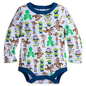 Toy Story Baby Body Suit -  18-24 Months - Toy Story Gifts