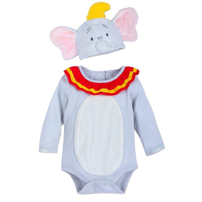 9ac03b1cf1926 Disney Store Body déguisement Dumbo pour bébé