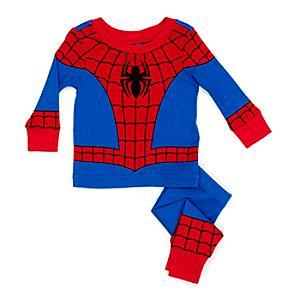 Spider-Man Baby Pyjamas -  12-18 Months - Marvel Gifts