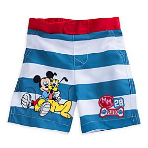 Mickey Mouse Baby Swimming Trunks - Swimming Gifts