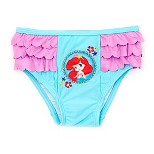 The Little Mermaid Baby Swimsuit Bottoms -  9-12 Months - Little Mermaid Gifts