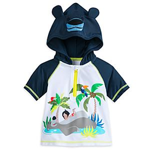 The Jungle Book Baby Rash Guard -  18-24 Months - Book Gifts