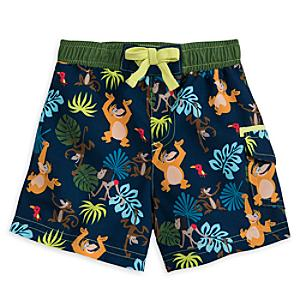 The Jungle Book Baby Swimming Shorts -  18-24 Months - Swimming Gifts