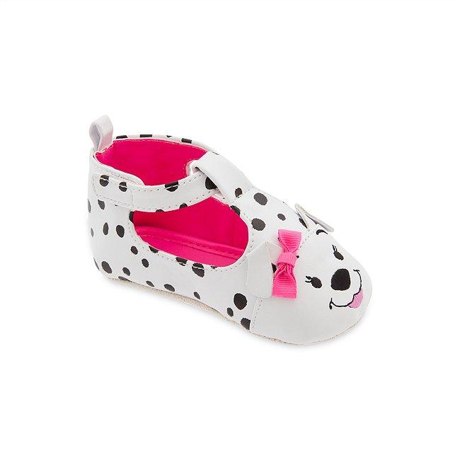 Chaussures Les 101 Dalmatiens rose pour bébé, Disney Store