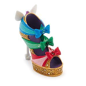 Disney Parks The Three Good Fairies Miniature Shoe Ornament, Sleeping Beauty - Ornament Gifts