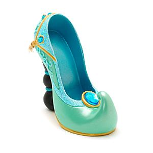 Disney Parks Jasmine Miniature Shoe Ornament, Aladdin - Princess Jasmine Gifts